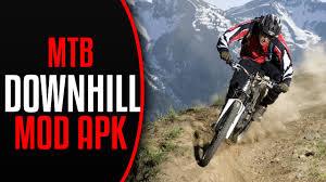 bike mountain racing mod apk mtb downhill multiplayer mod apk 1 0 9 unlimited money more