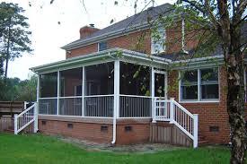 screen porches open porches casa decks 757 523 4505