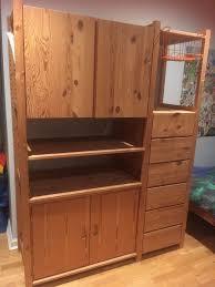 ivar ikea ikea ivar storage unit with 2 cabinets and 6 drawers ikea ivar
