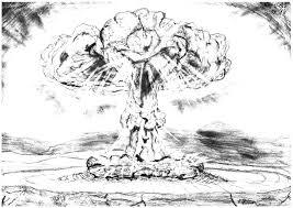 mushroom cloud sketch by tarimoth on deviantart
