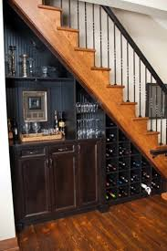 best ideas about staircase design pinterest stair fascinating dark black staircase design with wine storage under stairs featured open shelves