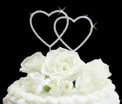 s cake topper heart wedding cake toppers wedding cakes wedding ideas and