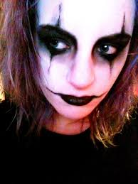 the crow makeup by wireheart