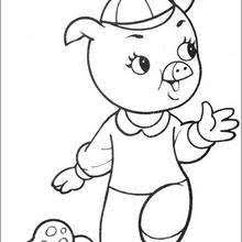 beautiful brick house coloring pages hellokids