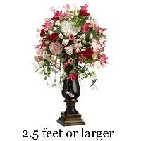 Artificial Flowers In Vase Wholesale Silk Flower Arrangements Silk Floral Arrangements Silk Plants