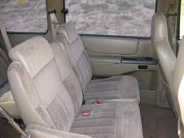 Chevy Venture Interior 1997 Chevrolet Venture Information And Photos Momentcar