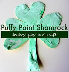 st patrick u0027s day sensory play u0026 craft no time for flash cards