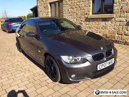 bmw 320i coupe price 2007 coupe 320 for sale in united kingdom