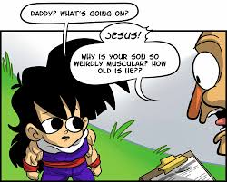 child protective services visit goku dorkly