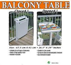sell folding balcony table id 8501485 from sioutex ec21
