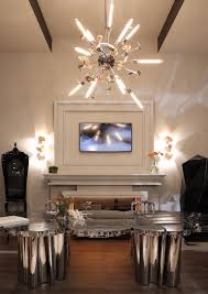 Design Chandeliers 10 Contemporary Lighting Pieces For Your Living Room