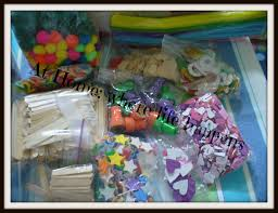 k is for kids u0027 craft box at home