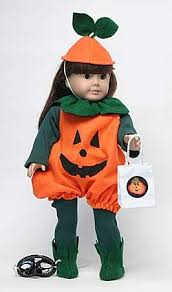Pumpkin Costume Halloween 96 Halloween Dolls Images American
