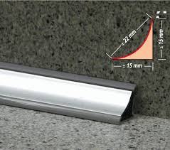 joint étanchéité plan de travail cuisine profil etancheite concave alu