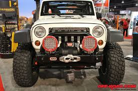 round led lights for jeep 10 new off road products from the 2012 sema show off road com blog