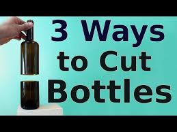 How To Make A Chandelier Out Of Beer Bottles Diy Easy Ways To Cut Glass Bottles U2022 Recyclart