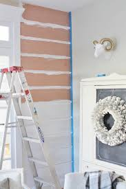 the easiest planked wall using minimal tools planked walls