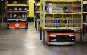 do amazon employees work on thanksgiving amazon u0027s new robots are shipping your order this holiday time com