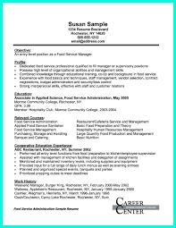sample resume assistant manager sample resume catering assistant frizzigame sample resume assistant manager food service frizzigame
