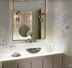 Powder Room Sink Modern Powder Room With Powder Room U0026 Vessel Sink Zillow Digs