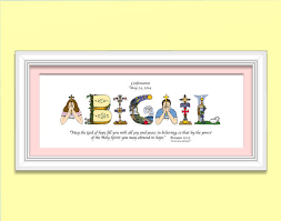 gifts for confirmation girl confirmation gifts for personalized christian gifts