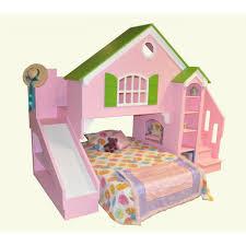 toddler loft bed with slide nana u0027s workshop