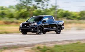 honda truck lifted 2017 honda ridgeline in depth model review car and driver