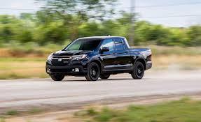 truck honda 2017 honda ridgeline in depth model review car and driver