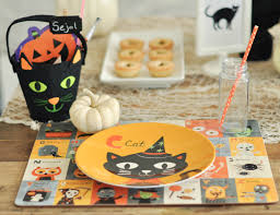 halloween tableware a halloween boo kit party