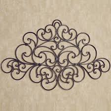 Faux Wrought Iron Wall Decor Best 25 Wrought Iron Wall Art Ideas On Pinterest Iron Wall Art