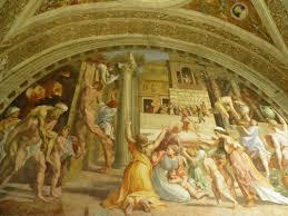 ag es chambre file musées du vatican chambre de l incendie du borgo l incendie