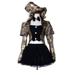 Womens Mad Hatter Halloween Costume Cheap Mad Hatter Jacket Women Aliexpress