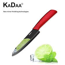 specialty kitchen knives kadaa ceramic knife kitchen knife black blade chef s knife mirror