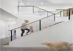 Indoor Handrails For Stairs Contemporary Railing Stairs Modern Style Home Design Ideas