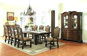 white dining room table seats 8 dining tables with 8 chairs spacious 8 dining room table and chairs