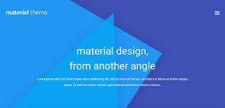 Material Design Top 15 Material Design Templates For Wordpress