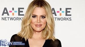khloe kardashian on her haircut u0027i needed to get rid of negativity u0027