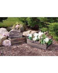herb planter boxes find the best fall savings on scarborough seed company nesting