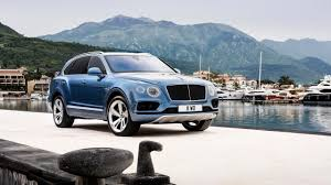 Bbc Autos Driving Bentley U0027s Mighty Bentayga Diesel