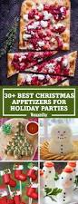 30 easy christmas party appetizers best recipes for holiday