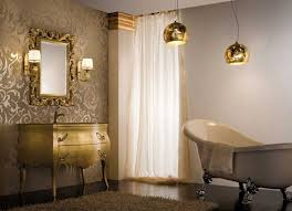 ornate vanity for victorian bathroom design ideas with vintage