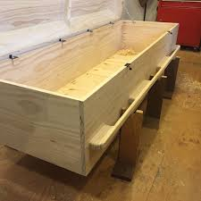 pine coffin building a pine casket victory coffin company