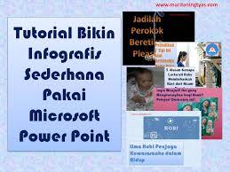 cara membuat infografis dengan powerpoint tutorial bikin infografis sederhana pakai microsoft power point