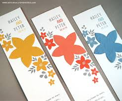 bookmark favors new bookmark seed paper wedding favors botanical paperworks