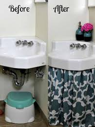 College Bathroom Ideas Colors Best 25 Painting Bathroom Sinks Ideas On Pinterest Diy Bathroom