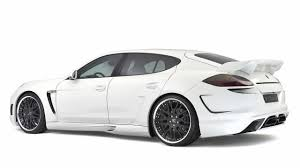porsche panamera bodykit wide kit for the porsche panamera by hamann motor1 com photos