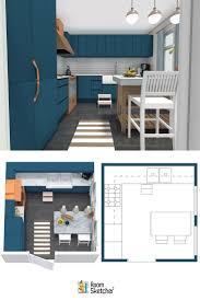Kitchen Design Floor Plans by 94 Best What U0027s Cookin U0027 Kitchen Ideas Images On Pinterest
