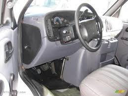 Dodge Ram Cargo Van - mist gray interior 2000 dodge ram van 2500 cargo photo 40103735