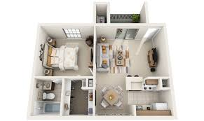 100 3d room designs lately 3d isometric views of small