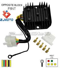 zjmoto motorcycle part 12v motorcycle voltage regulator rectifier